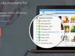 Recovery SMS