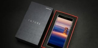 ulefone future press
