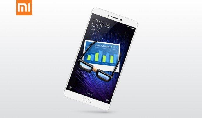 Xiaomi Mi Max GeekBench