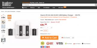 Xiaomi ZI5 offerta Gearbest