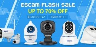 Продажа эмблемы ESCAM TinyDeal
