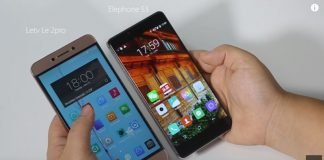 Elephone S3 teardown