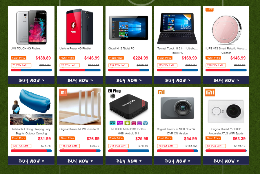 GearBest FlashSale