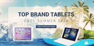 GearBest Top Brand Tablets