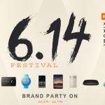 Geekbuying brand party