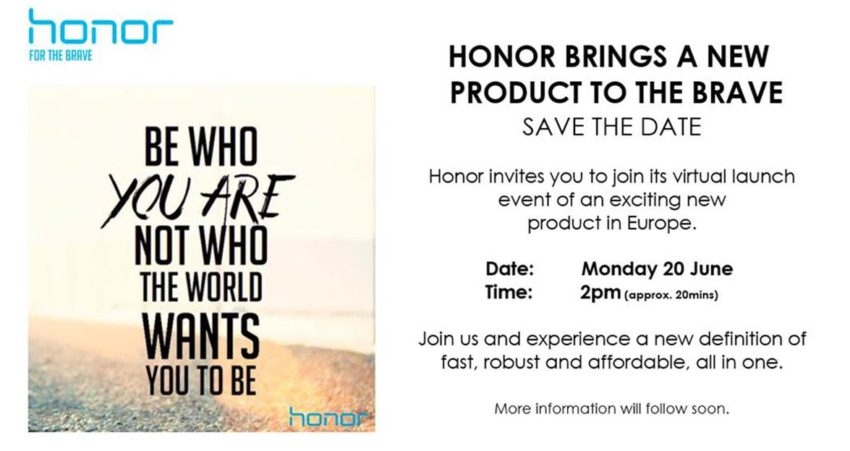 Honor evento