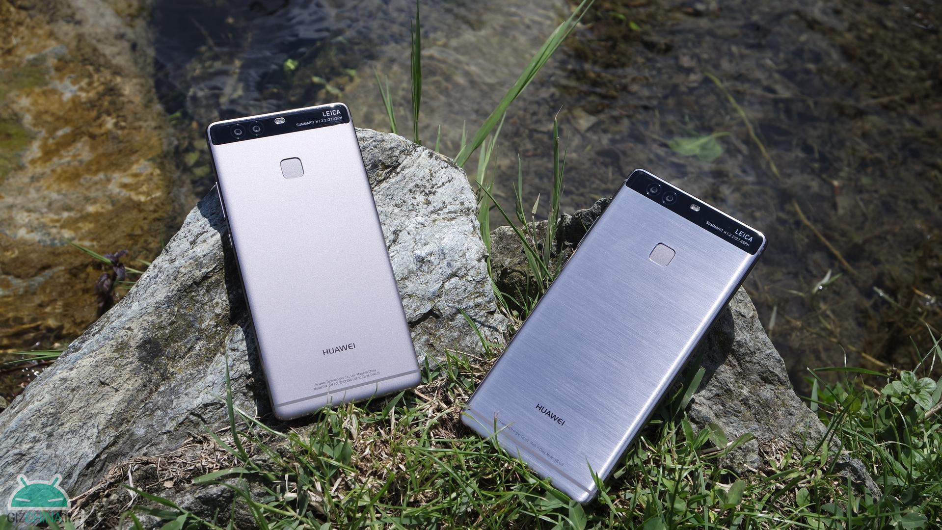 Huawei P9: il nuovo aggiornamento porta novità per