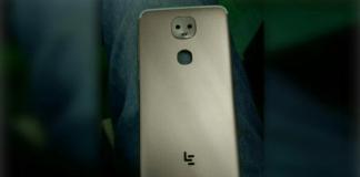LeEco Le X720 leaked