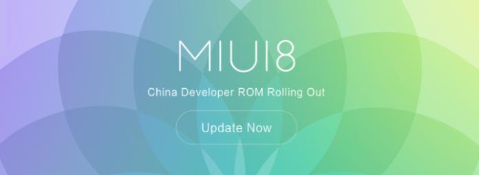 Xiaomi Miui 8 China Developer