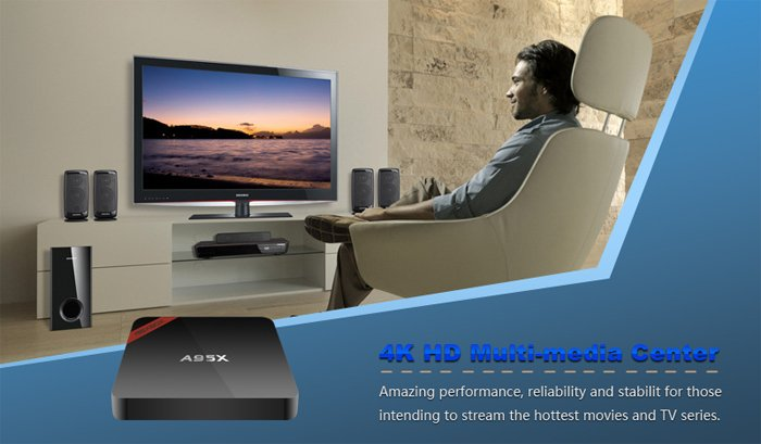 Nexbox A95X TV Box GeekBuying