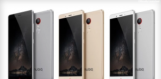 Nubia z11 max Android 7.0 Marshmallow