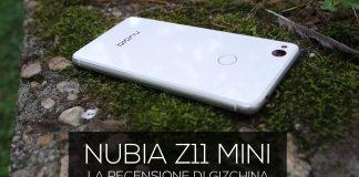 Nubia z11 mini