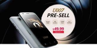 Ulefone U007 Banggood