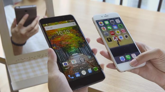 Umi super iphone 6s