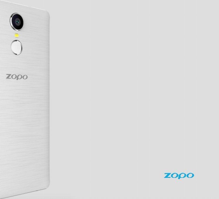 ID do leitor de smartphone Zopo
