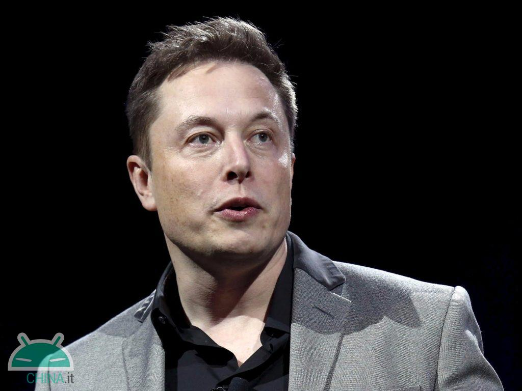 Elon Musk, fondatore di Tesla Motors e SpaceX