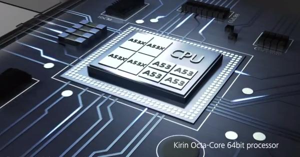 Huawei Kirin 950 chipset