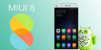 Miui 8 na Xiaomi Mi 5