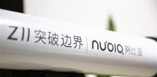 Nubia Z11 inviti telescopio
