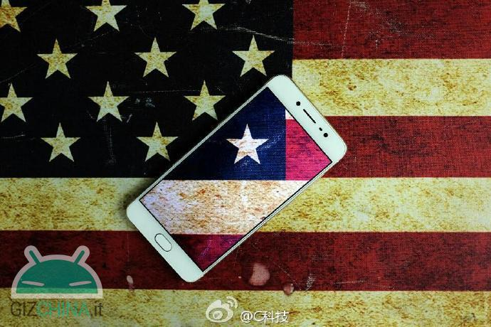 Vivo X7 e Vivo X7 Plus immagini commerciali