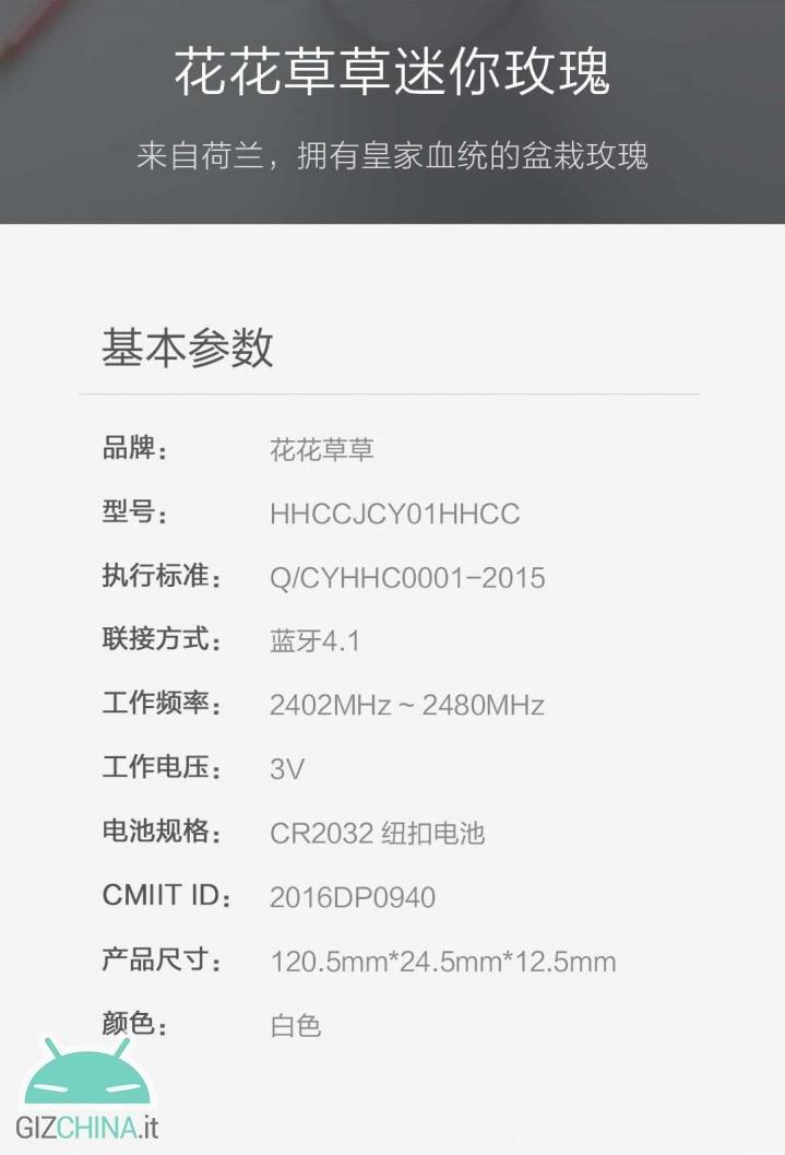 Xiaomi Flora Monitor