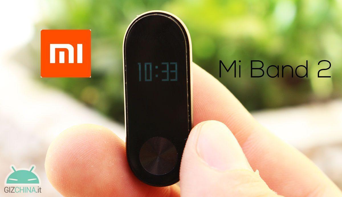 Xiaomi Mi Band 2 - Oferta GearBest