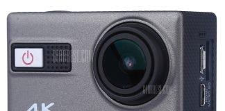 Câmeras de ação F68 GearBest