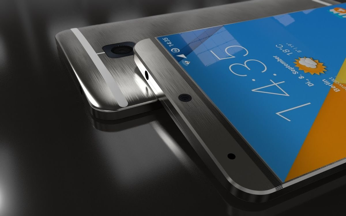 Huawei Mate S2 concept
