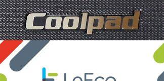 Logotipo da LeEco Coolpad