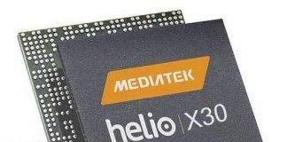 MediaTek Helio X30 info