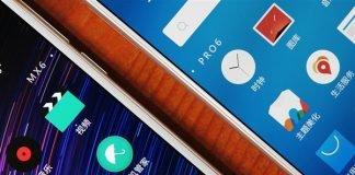 Meizu MX6 Meizu PRO 6 comparazione