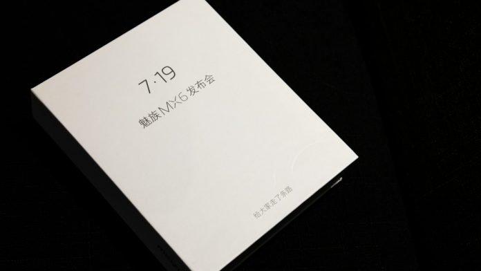 Meizu MX6 invito