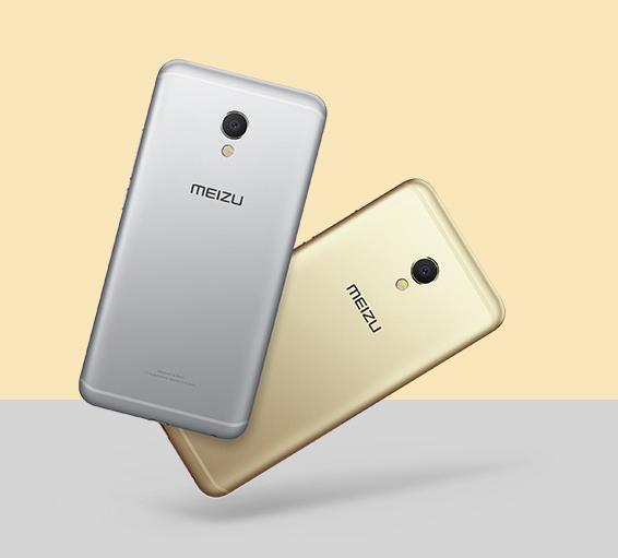 Gravações Meizu MX6