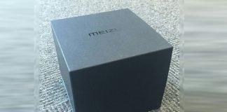 Meizu smartwatch confezione