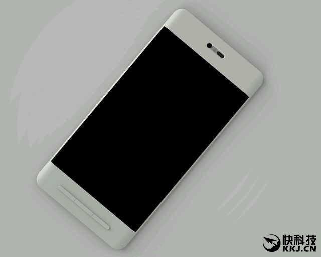 Smartisan T3 render
