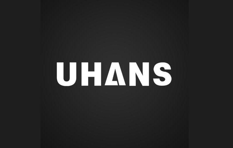 Logotipo da Uhans