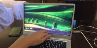 Xiaomi Mi Notebook immagini leaked