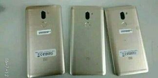 Xiaomi Redmi Note 4 leak