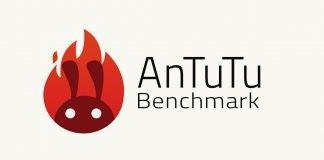Logotipo de benchmark Antutu