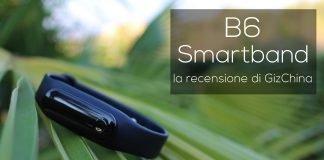 B6 Smartband