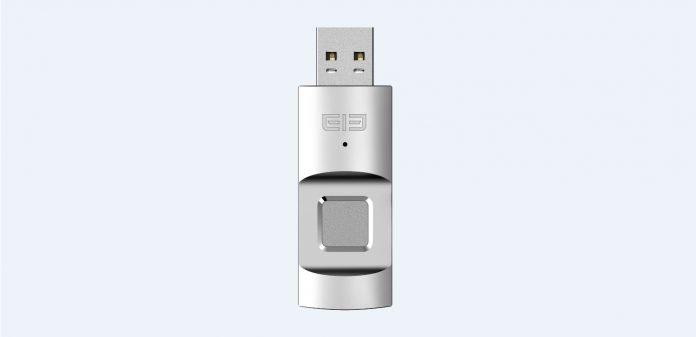 Elephone chiavetta USB lettore impronte