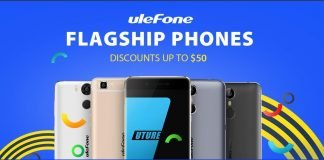 Gearbest offerta ulefone future metal power vienna