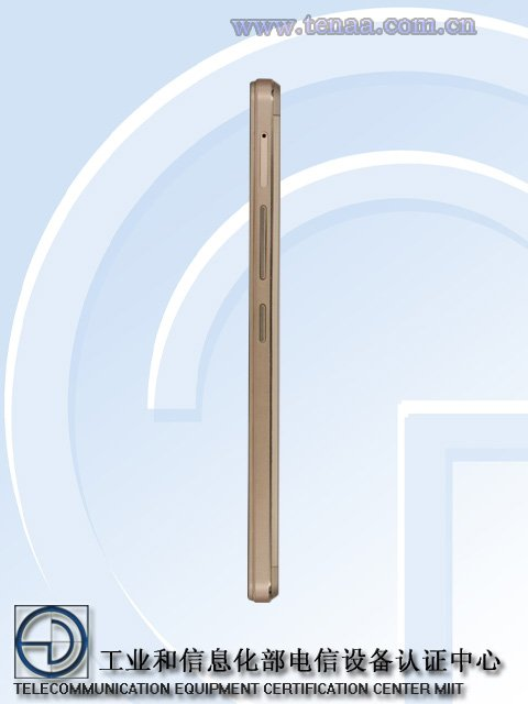 Gionee M6 Mini TENAA