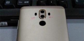 Huawei Mate 9 renders Twitter