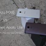Meizu MX6 x Vernee Apollo Lite