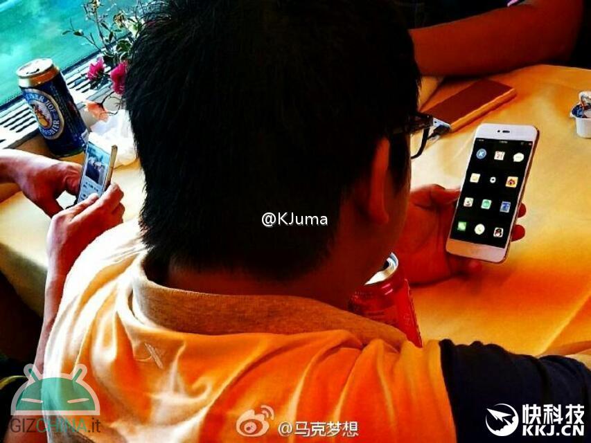 Smartisan T3 foto KJuma