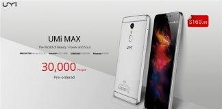 UMi Max 30.000 unità