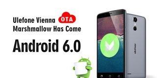 Ulefone Vienna Android 6.0 Marshmallow