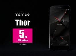 Vernee Thor OTA 5