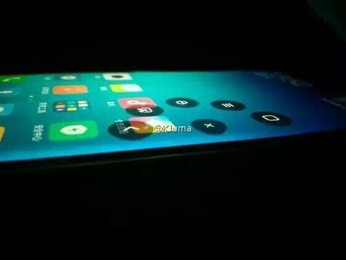Xiaomi Mi Note 2 renderuje KJuma